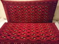 Pair of hand made Persian back rests Toronto, M2J 1K9
