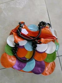 Colorful/Sassy Leather Bag Port St. Lucie, 34983