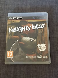 "Gioco PS3 ""Naughty Bear"" PlayStation  6972 km"
