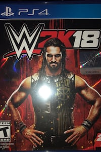 Wwe2k18 Never been used