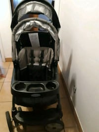 baby's black and gray stroller Provo, 84601