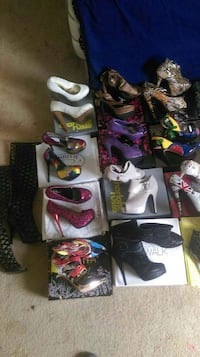 Woman's heels shoes size 7 Odenton, 21113