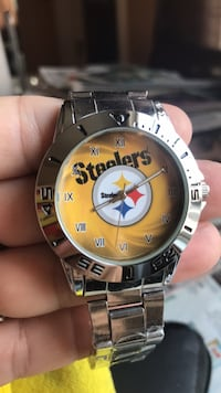 Steelers watch...perfect gift for Christmas, bday or anniversary... Norwalk, 90650