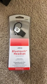 Jabra Bluetooth Headset Shorewood, 53211