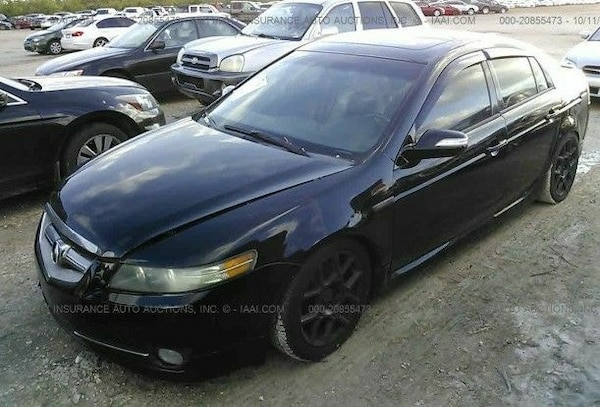 Acura Tl Type S 2007 2008 Parts Parting Out