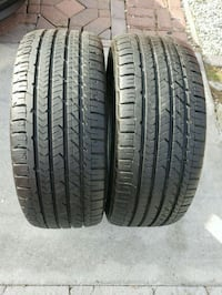 two vehicle tires Glendale