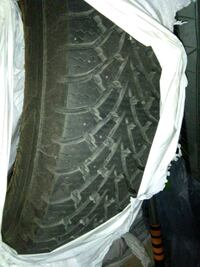 Brand new condition winter tires Mississauga, L5K 1B6