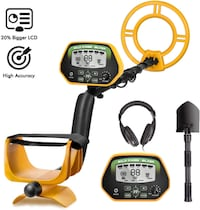 New PROFESSIONAL metal detector. Waterproof with high accuracy Toronto
