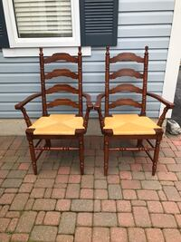 Traditional solid maple chairs New Tecumseth, L0G 1W0