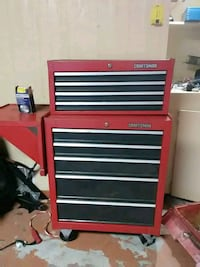 red and black Craftsman tool chest Carencro, 70520