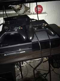 Xbox One, Wireless controller, Wired controller, Original cords