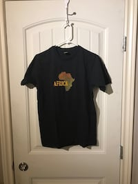 "Authentic made in Kenya ""Africa"" T-shirt North Vancouver, V7R 3W8"