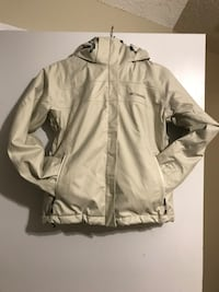 Winter/spring jacket