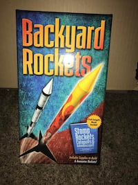 Backyard Rockets