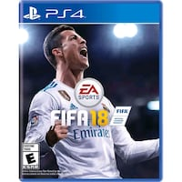 EA Sports FIFA 16 PS4 game case Whitchurch-Stouffville, L4A 1J6