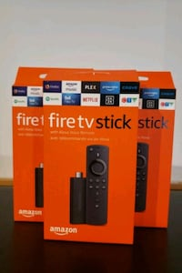 Fire stick Android box brand new 1yr warranty