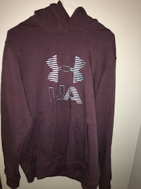 Burgundy Under Armour Hoodie  Kelowna, V1Y 6X8