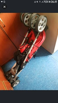red and black golf bag with golf clubs Singapore, 310063