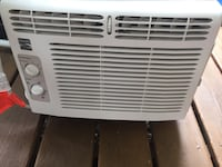 White frigidaire window-type air conditioner Silver Spring, 20902