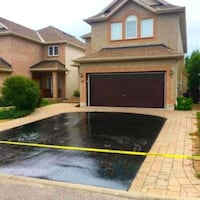 Driveway sealing and repairs Barrie