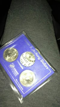 Susan b anthony 1979 coin set  Portland, 97203