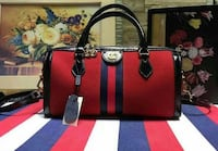 Red and black leather Gucci tote bag Montgomery, 36117
