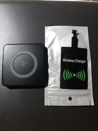 Wireless charger for any Android