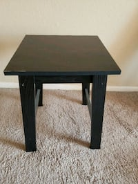 Black end tables San Diego, 92122