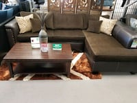 New!Sectional at House2home Furniture and Mattress Lemon Grove, 91945
