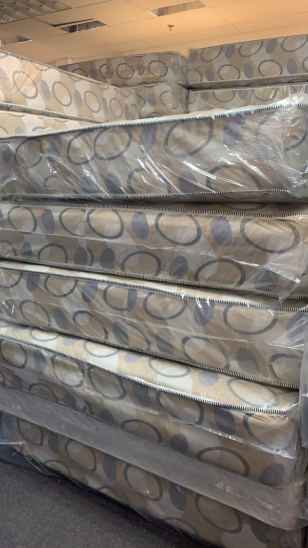 Factory Direct Mattress and Box Spring sale, twin, full, queen, king 825c3455-3f40-4b31-a06e-dae4c7789c77