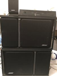 Bose speakers  Naperville, 60565