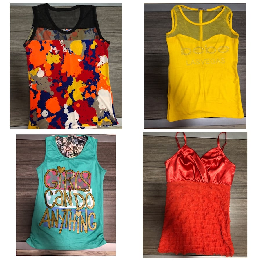 Tanks and tops