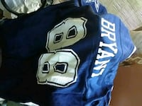 Cowboys throw Bak jersey