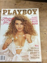 Playboy June 1992 mint condition.  Baltimore, 21205
