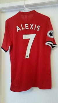 Manchester United Alexis