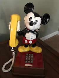 Vintage Mickey Mouse phone Gainesville, 20155