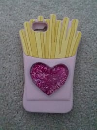 Pink French fry case Gaithersburg, 20878