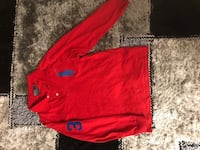 red and blue Nike jersey shirt Hampstead, H3X 3H4