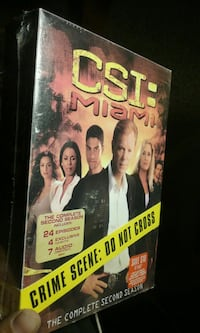 CSI: Miami Second Season Albuquerque, 87111