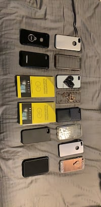 Assorted-color smartphone case lot Newfield, 08344