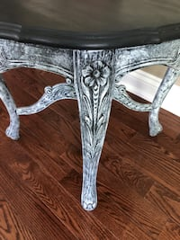 Shabby Chic Ornate Table Mississauga