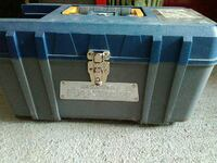 gray and blue Maximum tool box Ontario, K2S