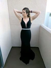 Prom Dress - Formal Black Gown Los Angeles, 91601