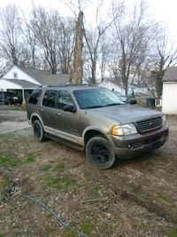 Ford - Explorer - 2002 Louisville
