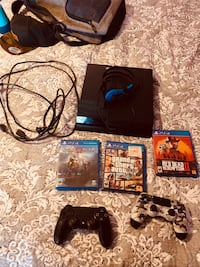PS4 old version 512gb  Annandale, 22003