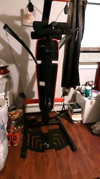 Bowflex, used but barely like new. I paid $1,400 for it I'm looking  Lakewood Township, 08701