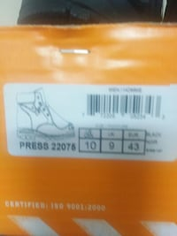 STC safety shoes Black 10 Mississauga, L4Y 3X9