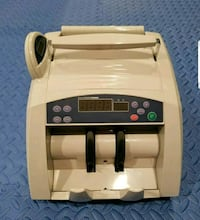 Money counter  UV and magnetic money counter.