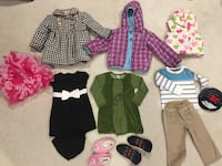 Toddler Girl Clothes  Vienna, 22180