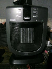 black and gray portable heater New Westminster, V3M 3G6